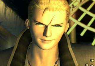 Seifer smirking ff8